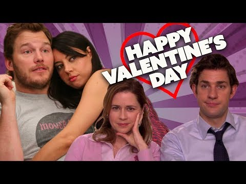 HAPPY VALENTINE'S DAY From The Office, Parks And Recreation And Brooklyn Nine-Nine | Comedy Bites