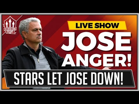 Manchester United vs Brighton | Mourinho FURIOUS With Pogba and Sanchez