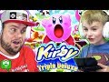 Kirby Triple Deluxe Part 1 with HobbyKidsGaming