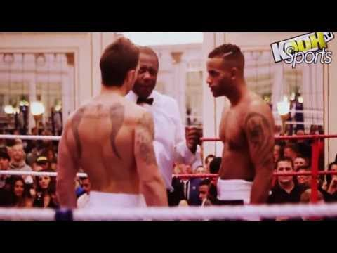 KODH SPORTS TV   Charity Boxing Event   Annette Fox Charity   Huggy Promotions