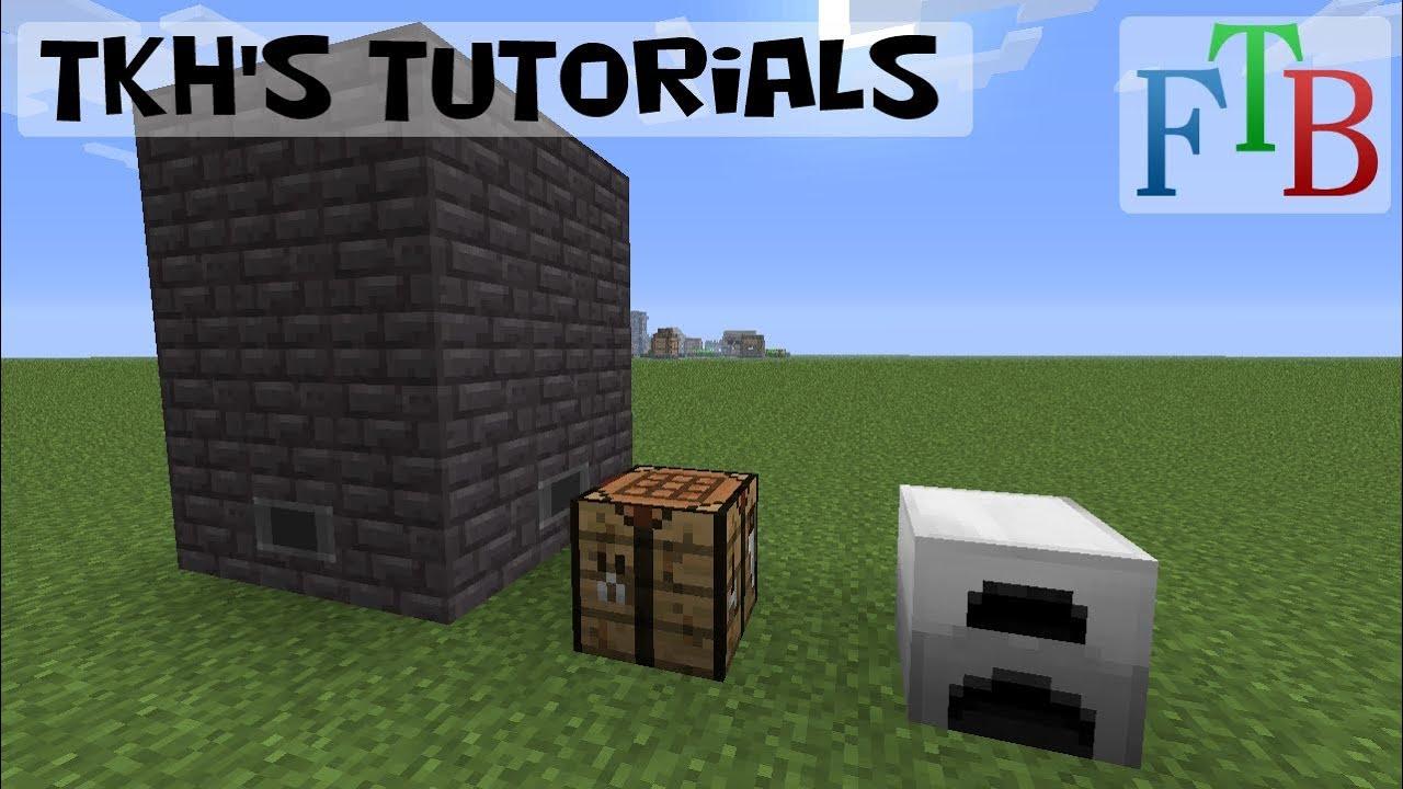 How To Make Steel Minecraft Ftb - minimalist interior design