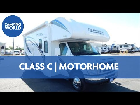 2018 Freedom Elite 22FE | Class C Motorhome - RV Review