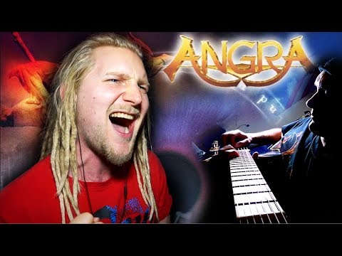Angra - Bleeding Heart (Cover) feat. Leo Ghigiarelli