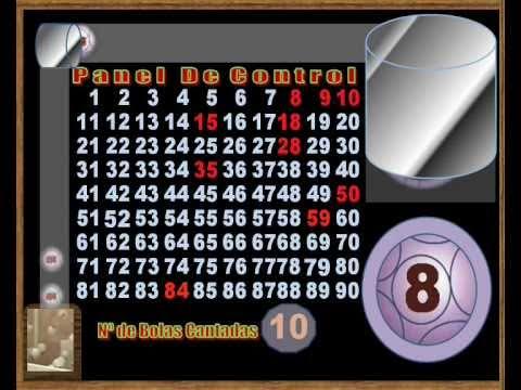 imprimir cartones bingo binvi pdf