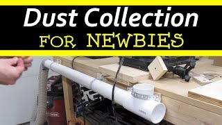 Dust Collection for Newbies: Introduction to Dust Collection