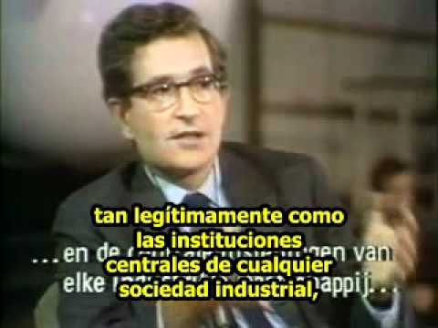 Chomsky vs Michel Foucault (spanish-español)