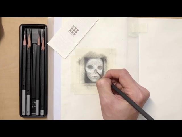 Moleskine Drawing Pencil Set x Fuquan Junze II
