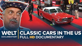 CLASSIC CARS IN THE US - Best Bang For The Buck | Full Documentary