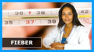 40 GRAD FIEBER - was tun? Erhöhte KÖRPERTEMPERATUR MESSEN und behandeln – Tipps & Hausmittel