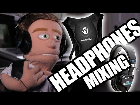 Subpac M2 Review + Headphone Mixing Tips