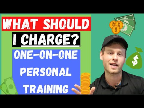what-should-i-charge-for-one-on-one-personal-training