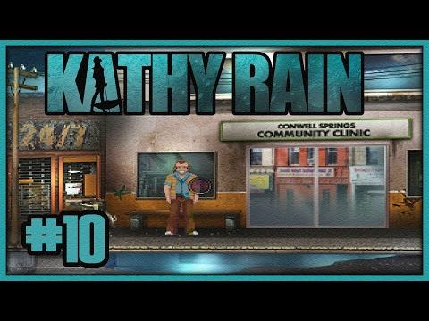 ⋆ Lets Play Kathy Rain (Blind) #10 - Mr Goober, I Presume? |