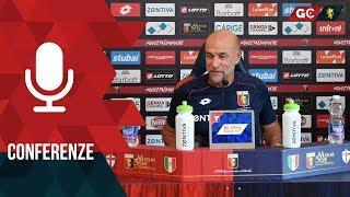 Coppa Italia, Genoa-Lecce | La conferenza pre match