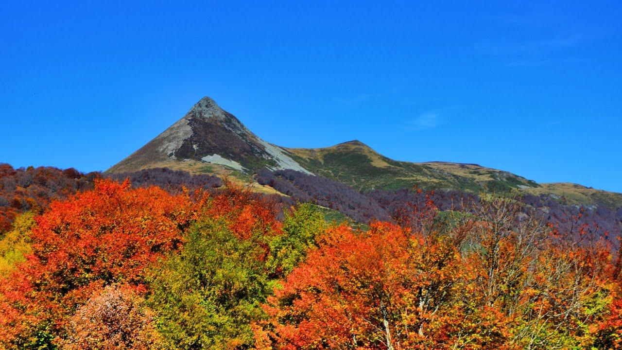 L 39 automne et ses couleurs dans le cantal youtube - L automne et ses couleurs ...