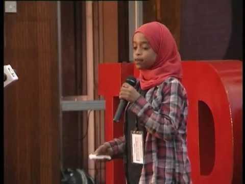 Stopping Wars -Waad I. Osman At TEDxYouth@Khartoum