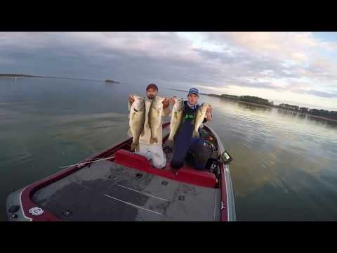 Clarks Hill Big Bass - 2/11/17