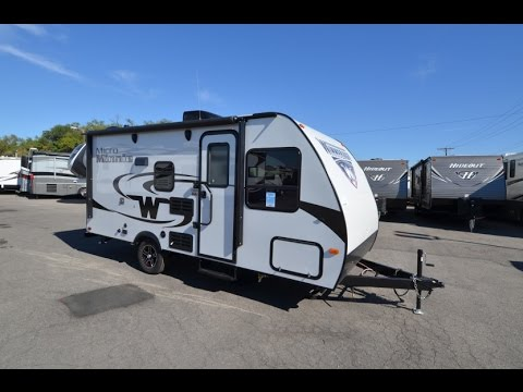 Amazing This Micro Minnie Travel Trailer By Winnebago Industries Towables Features Everything You Could Need To Enjoy Spending Time Away From Home Step Inside Model 1706FB And Find A Storage Pantry Just Inside The Door On Your Left Next, Find A