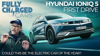 HYUNDAI IONIQ 5 First Drive - could this be the electric car of the year? | Fully Charged CARS