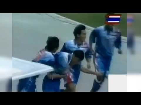 thailand 2-1 korea 1998 asian game highlights