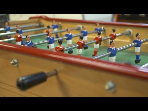 Les baby-foot charentais gagnent du terrain - Météo à la carte