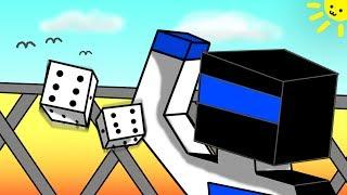 КИДАЕМ КУБИКИ В МАРИО ПАТИ! - (Minecraft Mario Party)