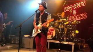 Bruno Mars - Liquor Store Blues (2010 Live Tour in Dallas)