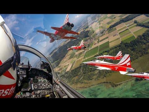 Patrouille Suisse Air14 Payerne 2014