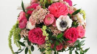 Цветочная композиция на свадьбу своими руками