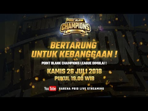 Point Blank Champions League : Day 1