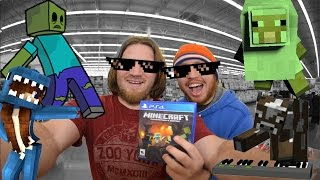 Minecraft Is For Thugs - Hoody Hoo Remix - DEE DAVE