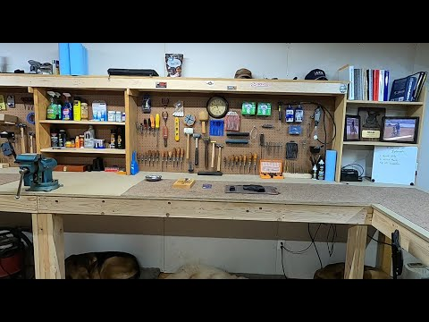 Gunsmithing Workspace Ideas