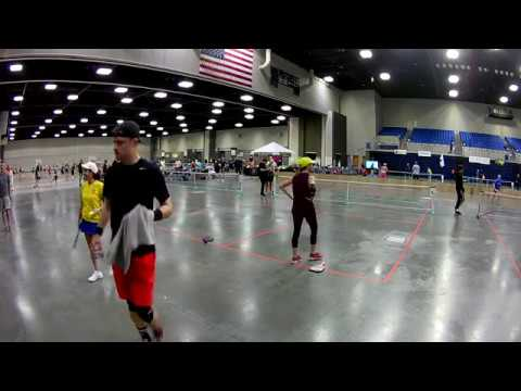 2018 Mid America Cavner, Lightfoot vs Nugent, Camara