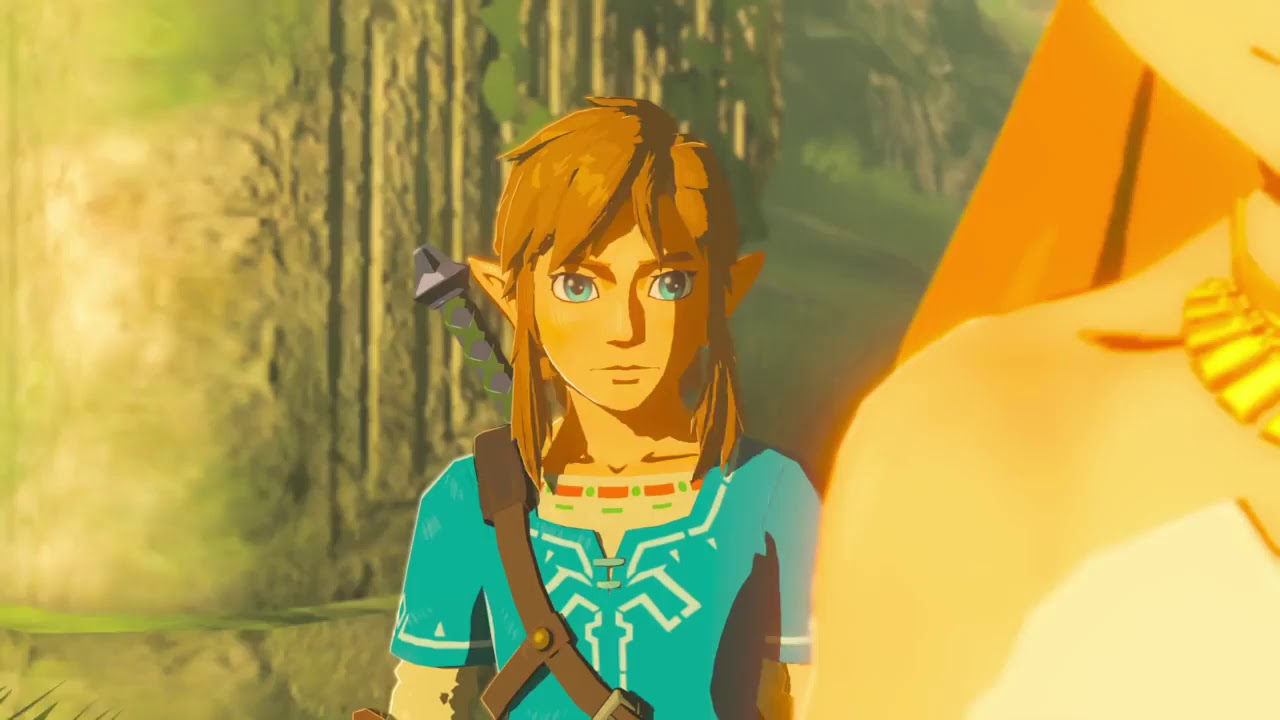 video The Legend Of Zelda: Breath Of The Wild – Switch