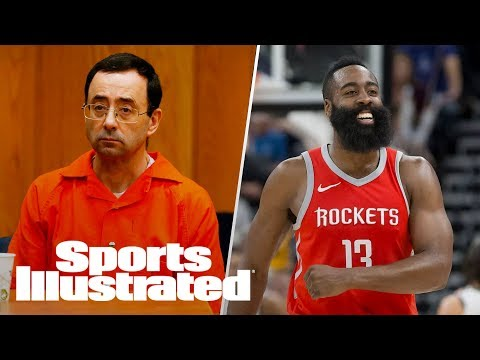 MSU's Settlement With Larry Nassar Victims, Is Harden The Clear MVP? | LIVE | Sports Illustrated