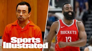 MSU's Settlement With Larry Nassar Victims, Is Harden The Clear MVP? | SI NOW | Sports Illustrated