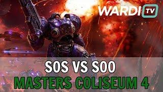 sOs vs soO (PvZ) - $10k Masters Coliseum 4 Playoffs