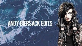 andy biersack edits