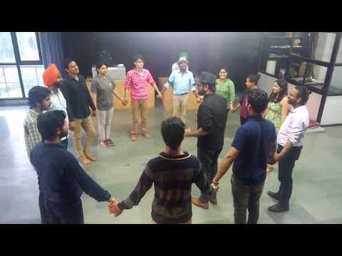 Best Way to Improve Communication Skills Theatre Game  || Action & Reaction || Sufi Dev Vohra