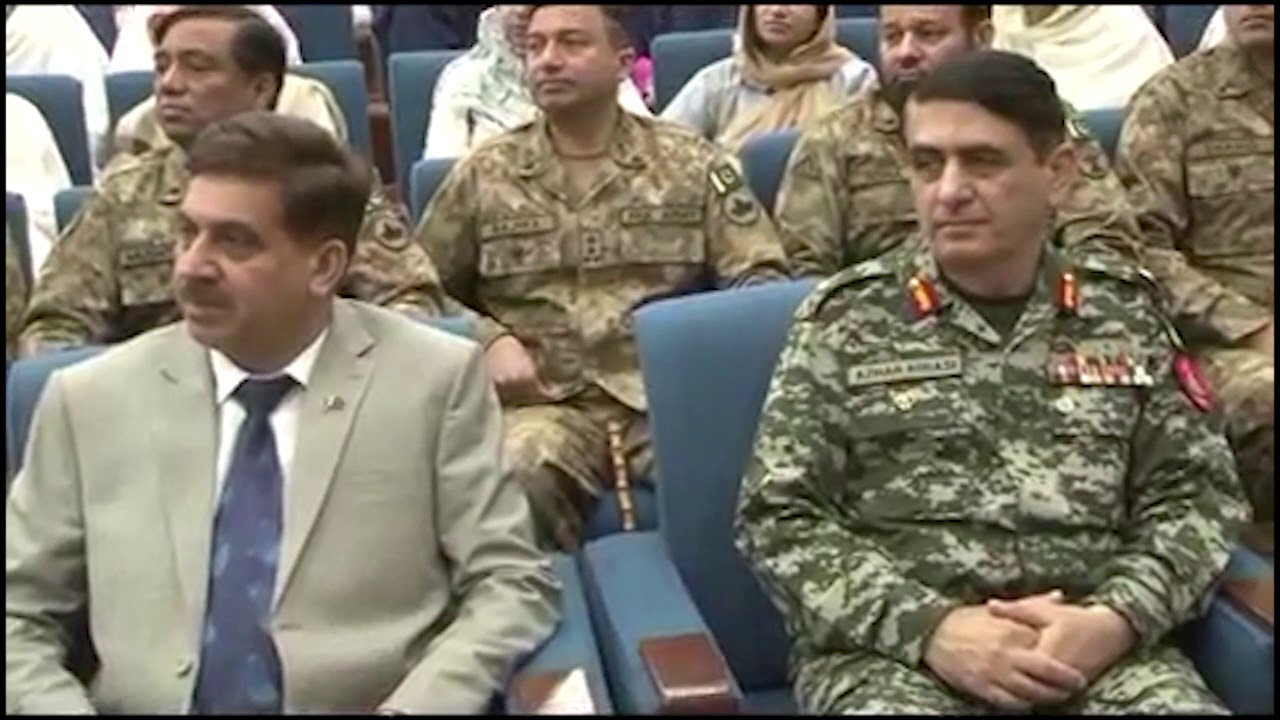 Press Release No 94/2019, COAS Visited Peshawar - 2 May 2019 (ISPR Official Video)