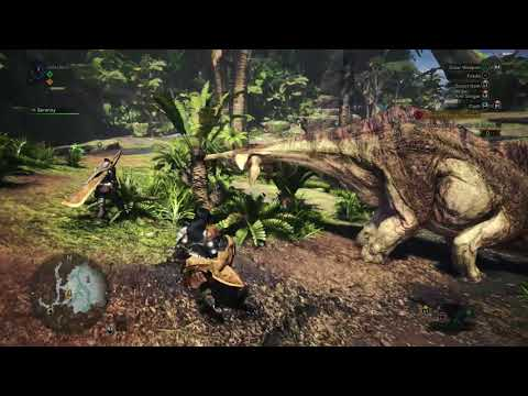 Monster Hunter World - 02 - Gathering Mushrooms