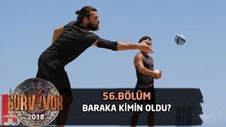 Baraka için kıyasıya mücadele!   56. Bölüm   Survivor 2018