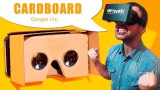 #10 Как смотреть видео 360 на Ютубе через очки виртуальной реальности? Обзор VR приложения Cardboard