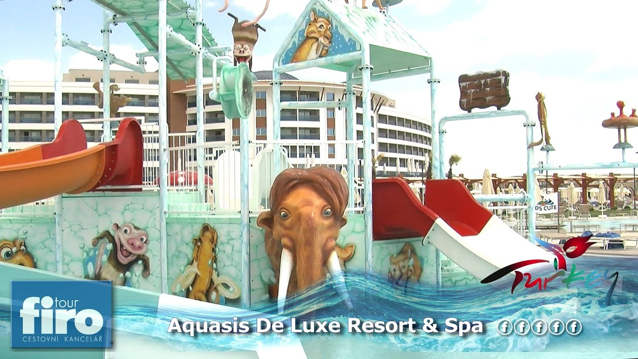 Hotel aquasis de luxe resort and spa klub fir ek for Lux salon and spa