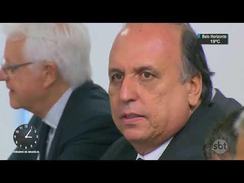 Banco assume folha de pagamentos de servidores do Rio de Janeiro | SBT Notícias (11/08/17)