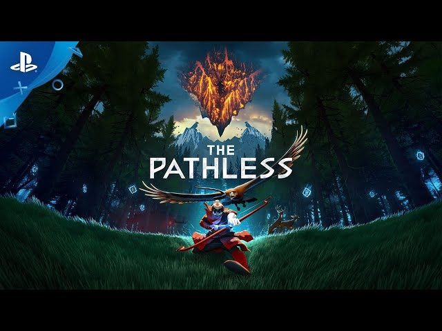 The Pathless - Reveal Trailer | PS4