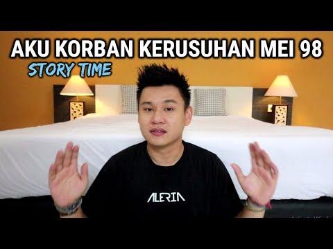 KERUSUHAN MEI 1998 ADALAH ALASAN AKU KELILING INDONESIA