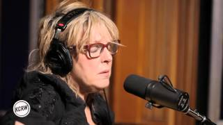 """Lucinda Williams performing """"Compassion"""" Live on KCRW"""