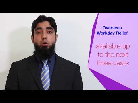 clip#15 - Employment Income and Overseas Workday Relief (Expatriate Taxation)