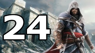 Assassin's Creed Revelations Walkthrough Part 24 - No Commentary Playthrough (PC)