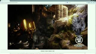 First Glimpse of Epic's Unreal Engine 4 Running in Firefox thumbnail